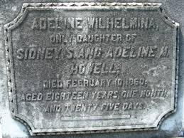 Howell - Magnolia Cemetery - Charleston, SC - Broken Column Headstones on  Waymarking.com