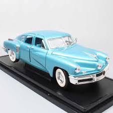 1 18 classic scale cars model 1948 Preston Tucker Tor pedo Tucker 48 Sedan  Diecasts & Toys Vehicles miniature gifts for children| | - AliExpress