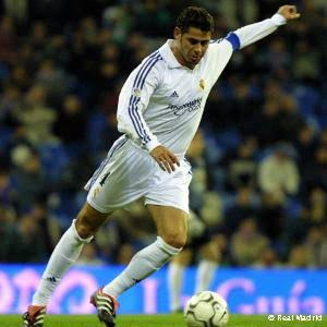 Image result for hierro real madrid""