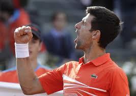 Djokovic for 9th Italian Open title ...