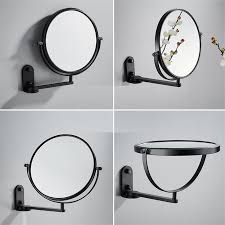 magnifying makeup mirror wall mount