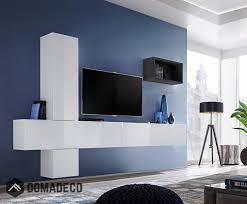 Boise Vi Modern Tv Wall Unit Living Room Wall Units Modern Tv Wall Units Entertainment Wall Units