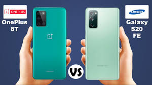 OnePlus 8T vs Samsung Galaxy S20 FE ...
