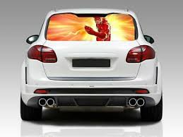 God Of War Kratos Rear Window Decal Graphic Sticker Car Truck Suv Van 496 Car Truck Graphics Decals Auto Parts And Vehicles Tamerindsa Com Ar