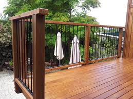 Timber Steel Pool Fencing Handrails Balistrates Custom Decks Pool Fence Fence Design Modern Fence