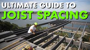 don t frame a deck without considering