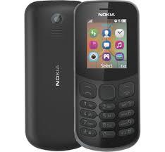 Nokia 130 Dual Sim-Black