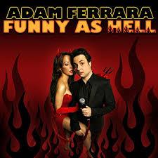 Adam Ferrara: Funny as Hell Audiobook   Adam Ferrara   Audible.ca