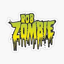 Rob Zombie Stickers Redbubble