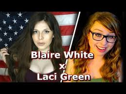 Blaire White & Laci Green: A Conversation - YouTube
