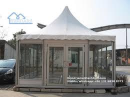 aluminium frame paa marquee tent