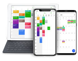what appointment book or hourly planner