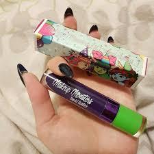 makeup monsters liquid lipstick in an