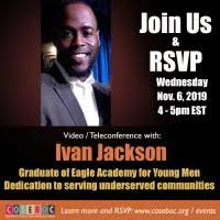 Free Video Teleconference with Ivan Jackson   Coalition of Schools ...