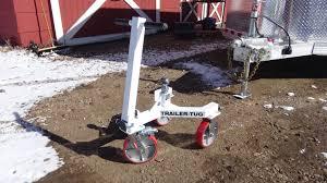 trailer tug trailer mover