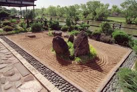 zen gardens tending the spirit