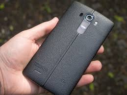 wear a case on the leather lg g4