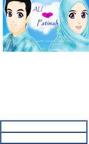 kisah cinta ali dan fatimah pdf document