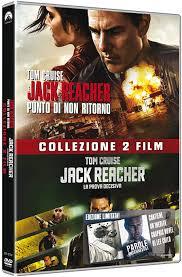 jack reacher - punto di non ritorno / jack reacher - la prova ...