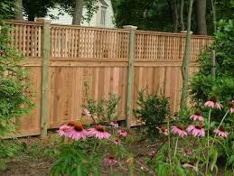 Lattice Fence Pictures 1 Jpg 1 000 752 Pixels Backyard Fences Fence Design Trellis Fence