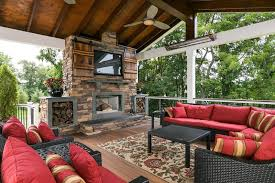 covered deck ideas designs and styles