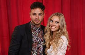 Adam Thomas announces birth of second child with wife Caroline ...
