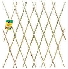 Miracle Gro Expandable Bamboo Fence Miracle Gro