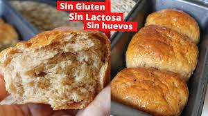 Pan casero estilo brioche Sin gluten , sin lactosa , sin huevo ...