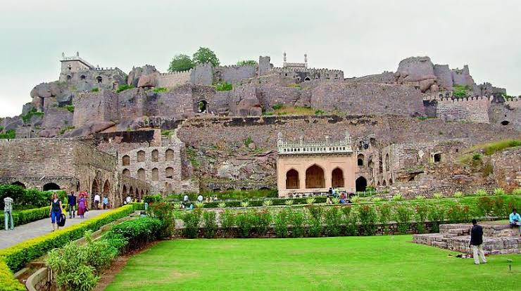 golconda fort""