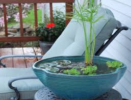 20 small garden water feature ideas to