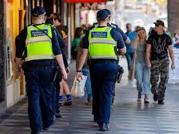 Covid-19 lockdown: Victoria police data ...