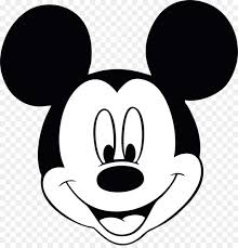 Disney Mickey Mouse Face Vinyl Decal For Cars Laptops Etsy