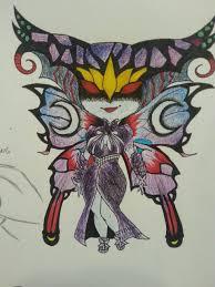 Little Butterfly | Bayonetta