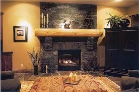 stone fireplace masonry and stonework
