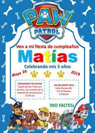 Cumple Invitaciones Para Fiestas Infantiles Invitaciones De