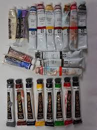 artists oil paint s