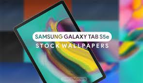 samsung galaxy tab s5e wallpapers full