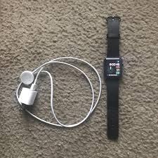 apple watch series 2 42mm grey aluminum ...