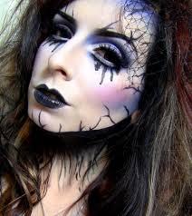 zombie bride face makeup saubhaya makeup