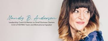 Mandy B. Anderson – Leadership Coach and Mentor to Small Business ...