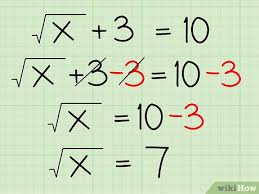 how to solve radical equations 12