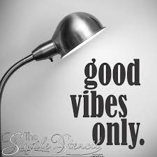 Good Vibes Only Wall Sticker Decal For Inspiring Positive Attitudes At Home School Or Work