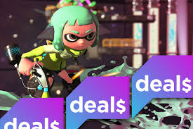 Best gaming deals: Splatoon 2 on Switch ...