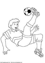 Kids N Fun 23 Kleurplaten Van Voetbal