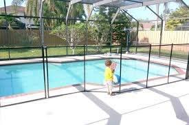 Black Swimming Pool Fences Baby Guard Pool Fence In 2020 Pool Fence Swimming Pool Safety Safe Swimming Pool