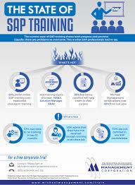 State Of Sap Training & Education Infographic - Grafic Guru
