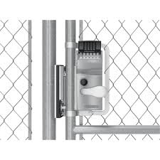 Chain Link Tension Bar Adapter For Mechanical Locks Adaptor Plates The Fence Shop Uk