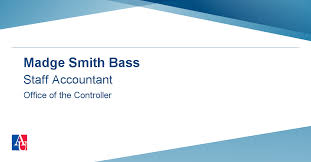 Profile: Madge Smith Bass