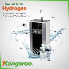 Máy lọc nước Hydrogen Kangaroo KG100HQ công nghệ vượt trội