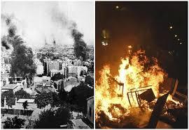 """Qué mensaje mandan los radicales violentos al afirmar que Barcelona será la  """"Rosa de Fuego""""?"""